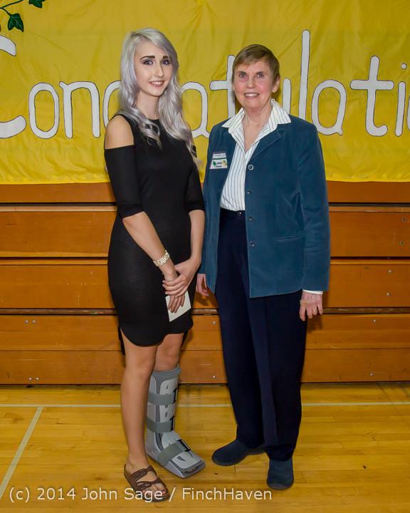 2162 Vashon Community Scholarship Foundation Awards 2014 052814