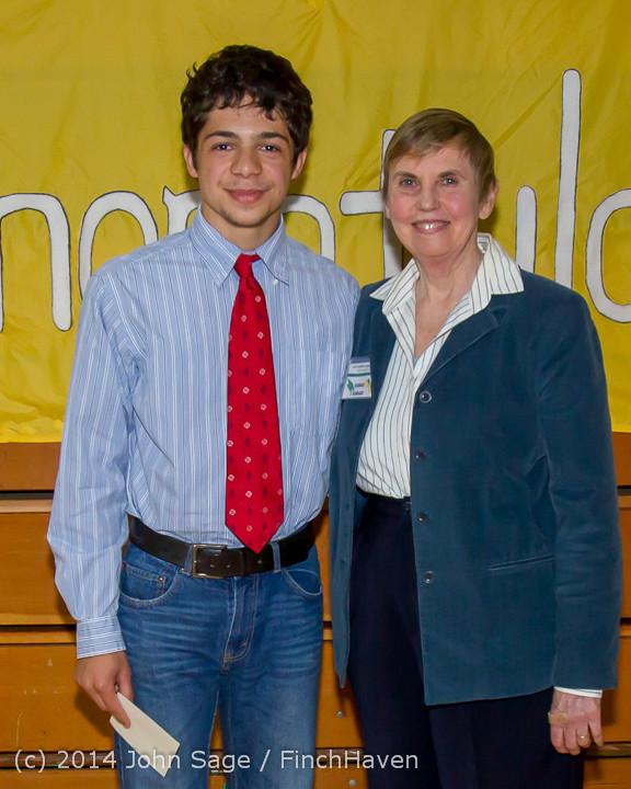 2164-b Vashon Community Scholarship Foundation Awards 2014 052814