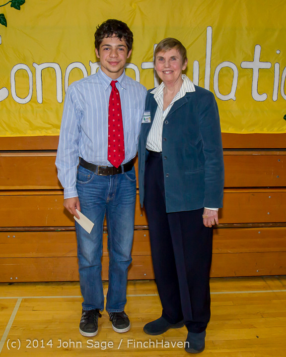 2164 Vashon Community Scholarship Foundation Awards 2014 052814