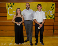 2170 Vashon Community Scholarship Foundation Awards 2014 052814