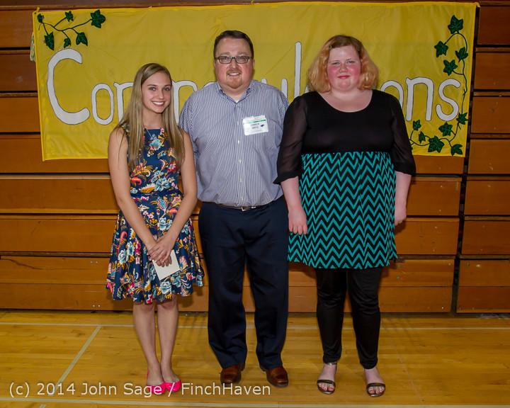 2171 Vashon Community Scholarship Foundation Awards 2014 052814