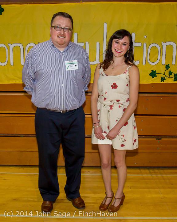 2173 Vashon Community Scholarship Foundation Awards 2014 052814