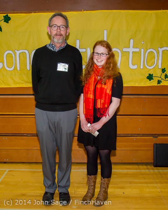 2180 Vashon Community Scholarship Foundation Awards 2014 052814
