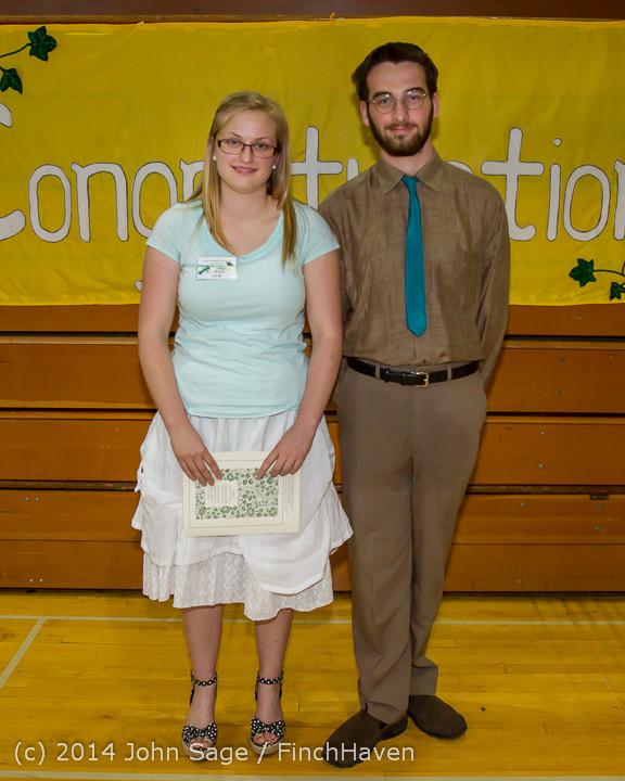 2182 Vashon Community Scholarship Foundation Awards 2014 052814