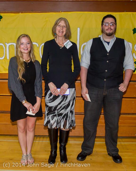 2196 Vashon Community Scholarship Foundation Awards 2014 052814