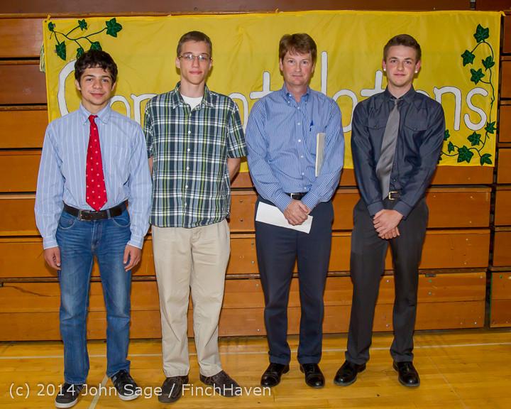 2199 Vashon Community Scholarship Foundation Awards 2014 052814