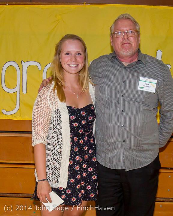 2209-b Vashon Community Scholarship Foundation Awards 2014 052814