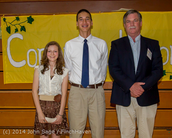 2216-b Vashon Community Scholarship Foundation Awards 2014 052814