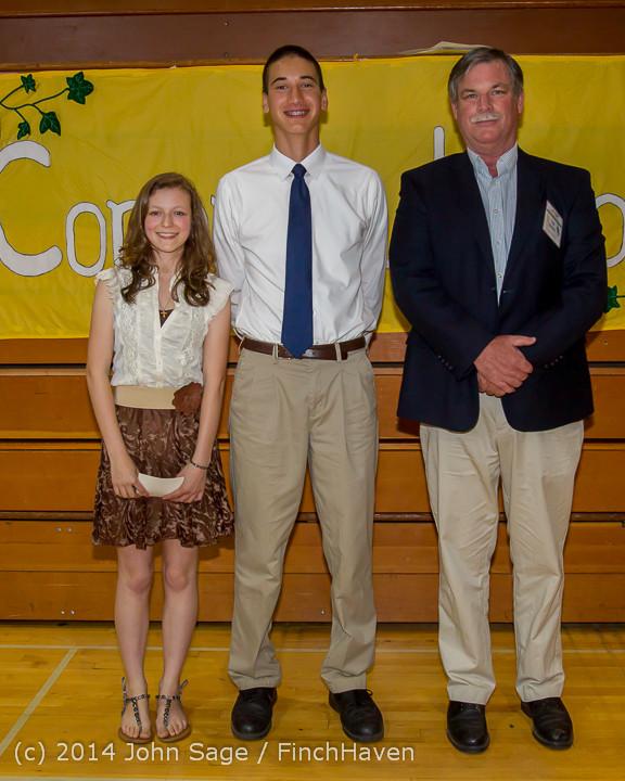 2216 Vashon Community Scholarship Foundation Awards 2014 052814