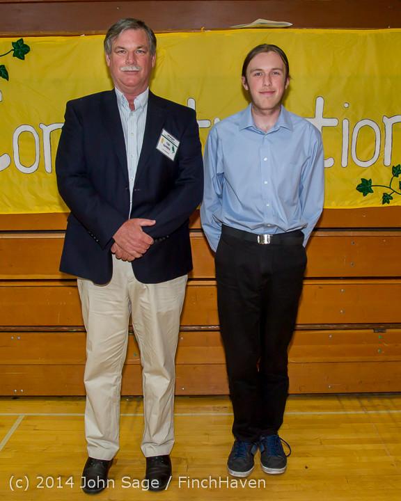 2218 Vashon Community Scholarship Foundation Awards 2014 052814