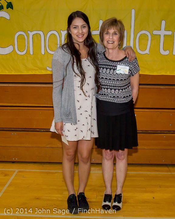 2228 Vashon Community Scholarship Foundation Awards 2014 052814