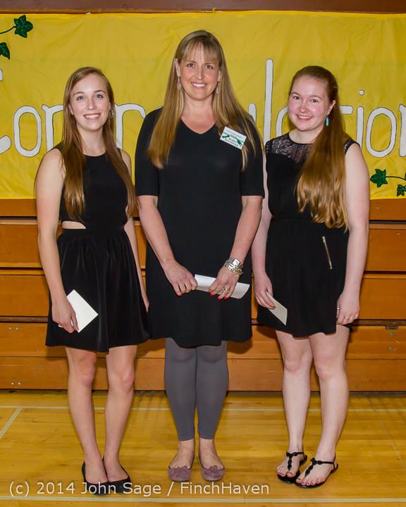 2231 Vashon Community Scholarship Foundation Awards 2014 052814