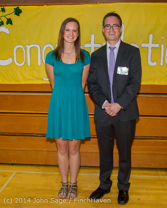 2237 Vashon Community Scholarship Foundation Awards 2014 052814