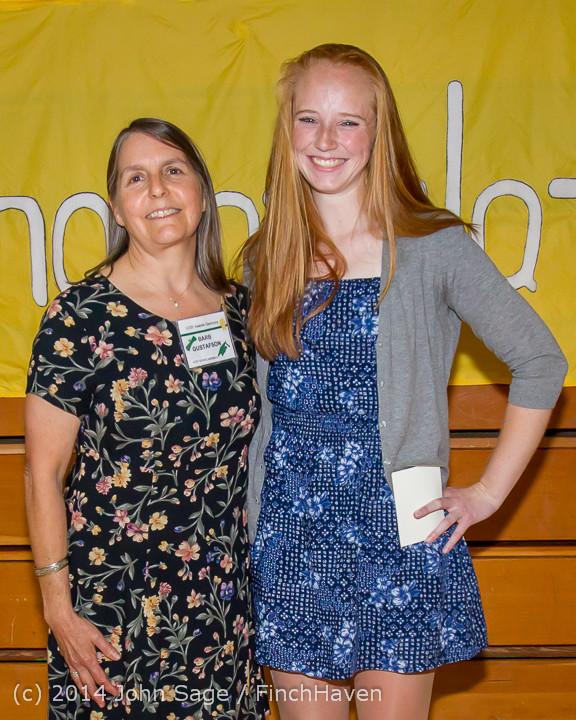 2242-b Vashon Community Scholarship Foundation Awards 2014 052814