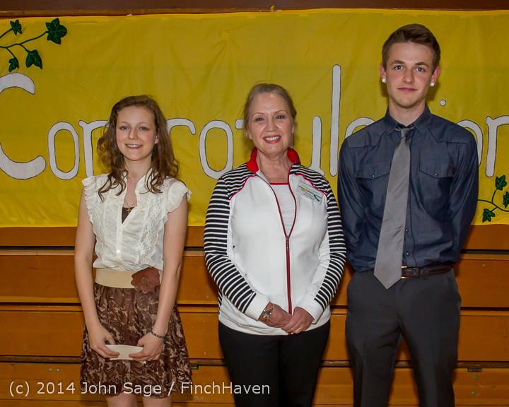 2253-b Vashon Community Scholarship Foundation Awards 2014 052814