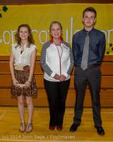 2253 Vashon Community Scholarship Foundation Awards 2014 052814