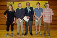 2255 Vashon Community Scholarship Foundation Awards 2014 052814