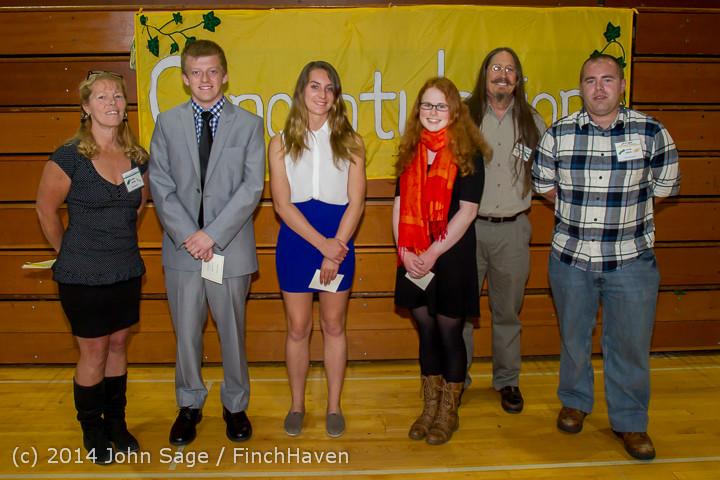 2259 Vashon Community Scholarship Foundation Awards 2014 052814