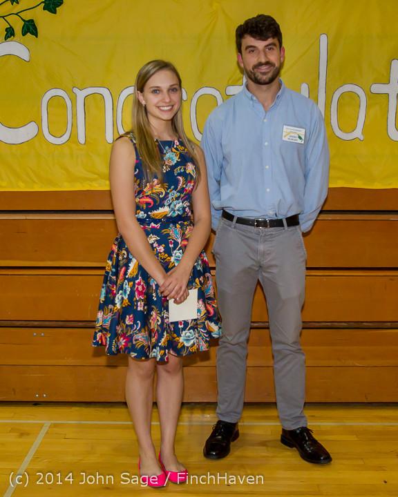 2268 Vashon Community Scholarship Foundation Awards 2014 052814