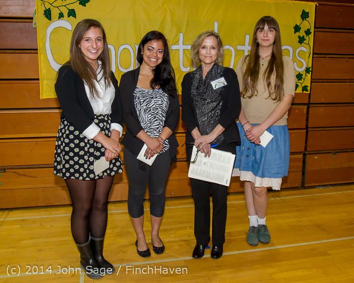2270 Vashon Community Scholarship Foundation Awards 2014 052814