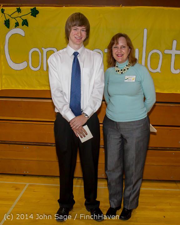 2272 Vashon Community Scholarship Foundation Awards 2014 052814