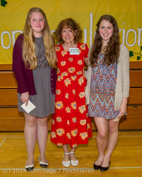 2293 Vashon Community Scholarship Foundation Awards 2014 052814