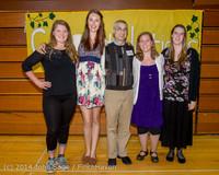 2303 Vashon Community Scholarship Foundation Awards 2014 052814