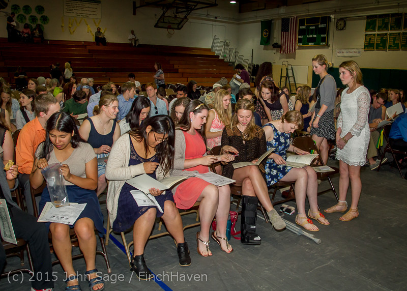 5666 Vashon Community Scholarship Foundation Awards 2015 052715