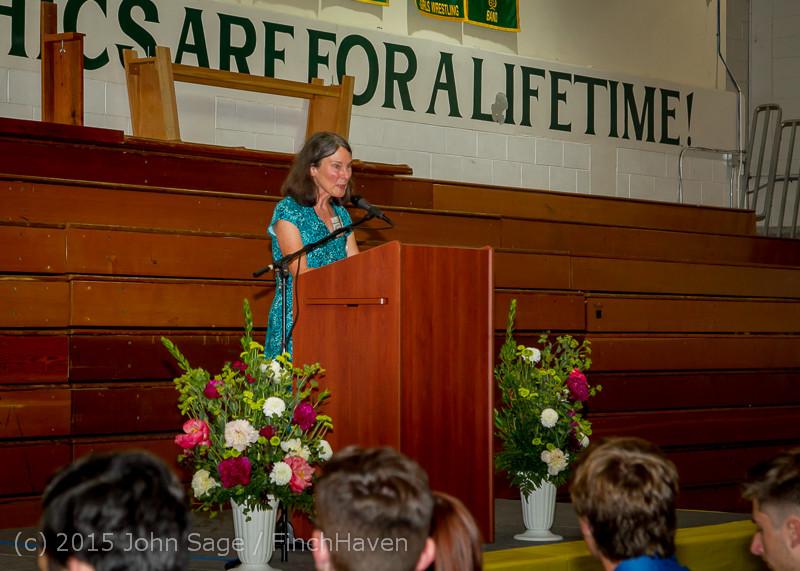 5683 Vashon Community Scholarship Foundation Awards 2015 052715