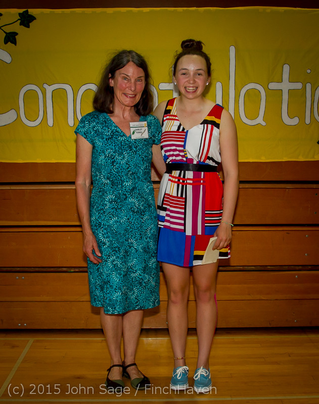 5689 Vashon Community Scholarship Foundation Awards 2015 052715