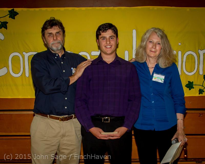 5692-a Vashon Community Scholarship Foundation Awards 2015 052715