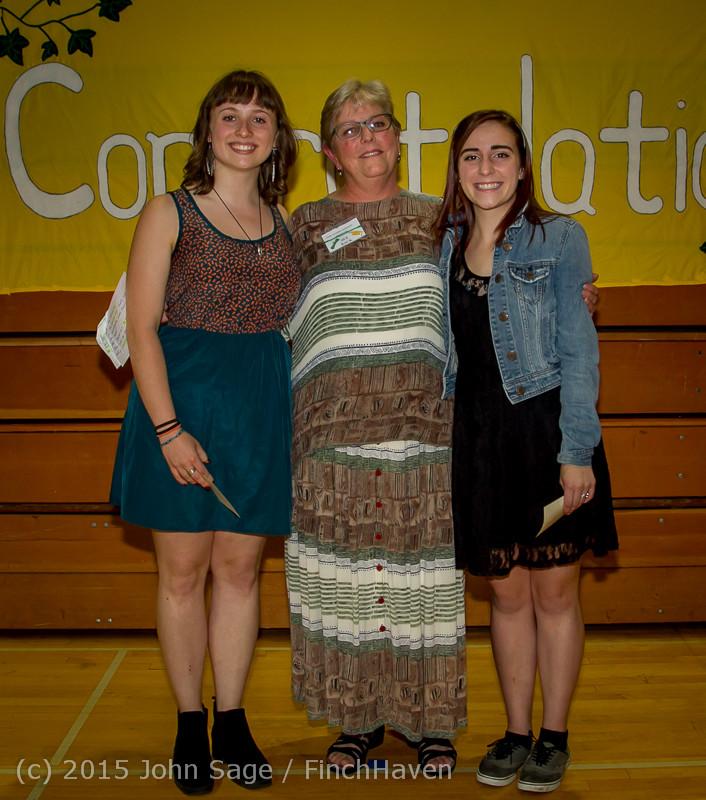 5696 Vashon Community Scholarship Foundation Awards 2015 052715