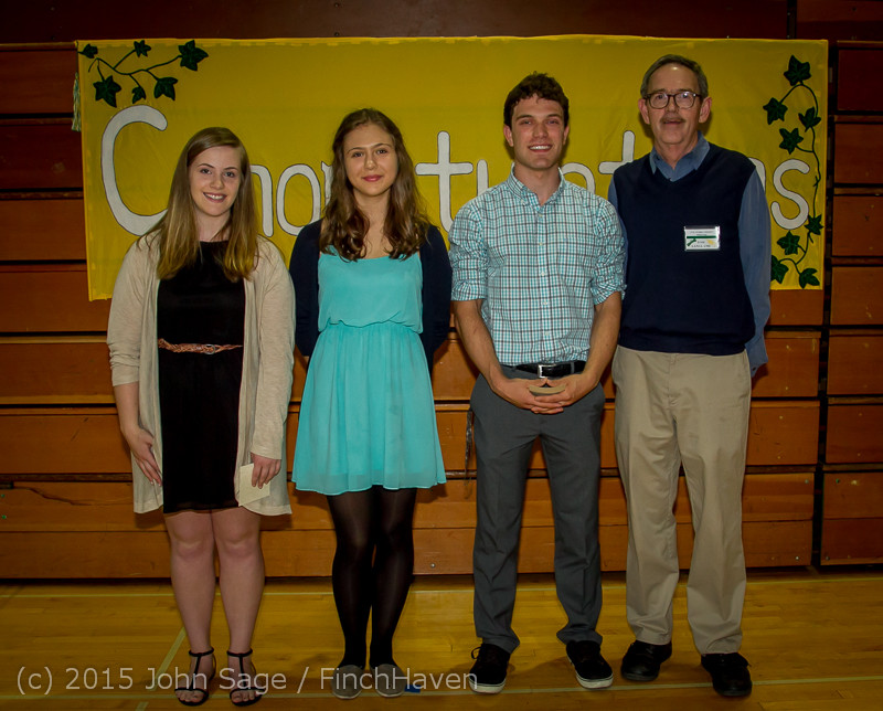 5705 Vashon Community Scholarship Foundation Awards 2015 052715