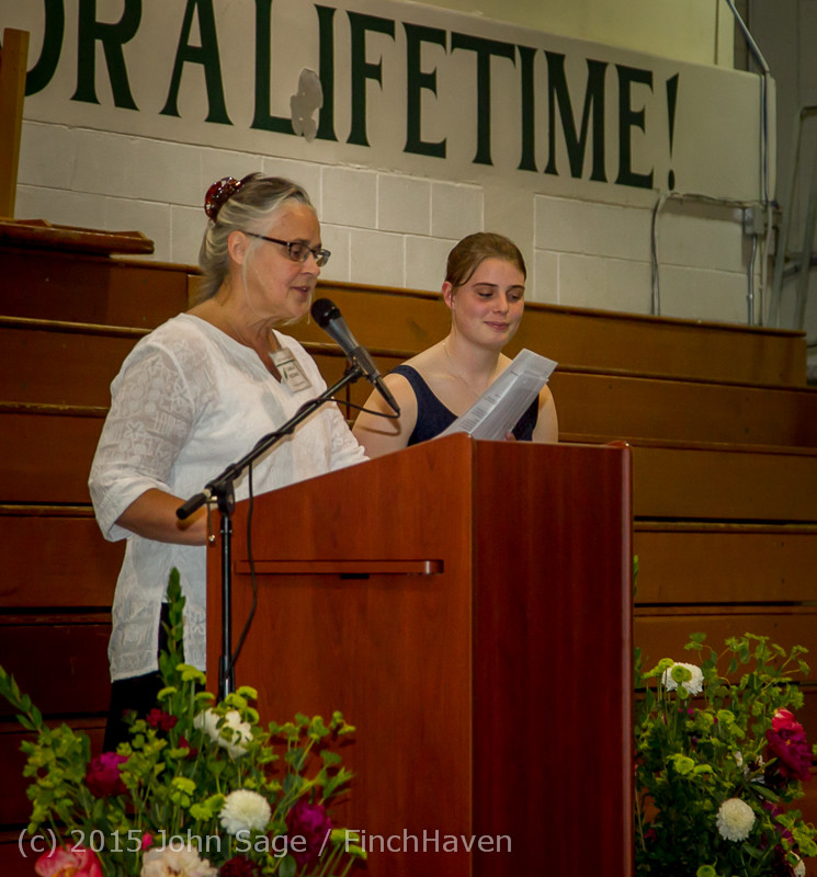 5709 Vashon Community Scholarship Foundation Awards 2015 052715