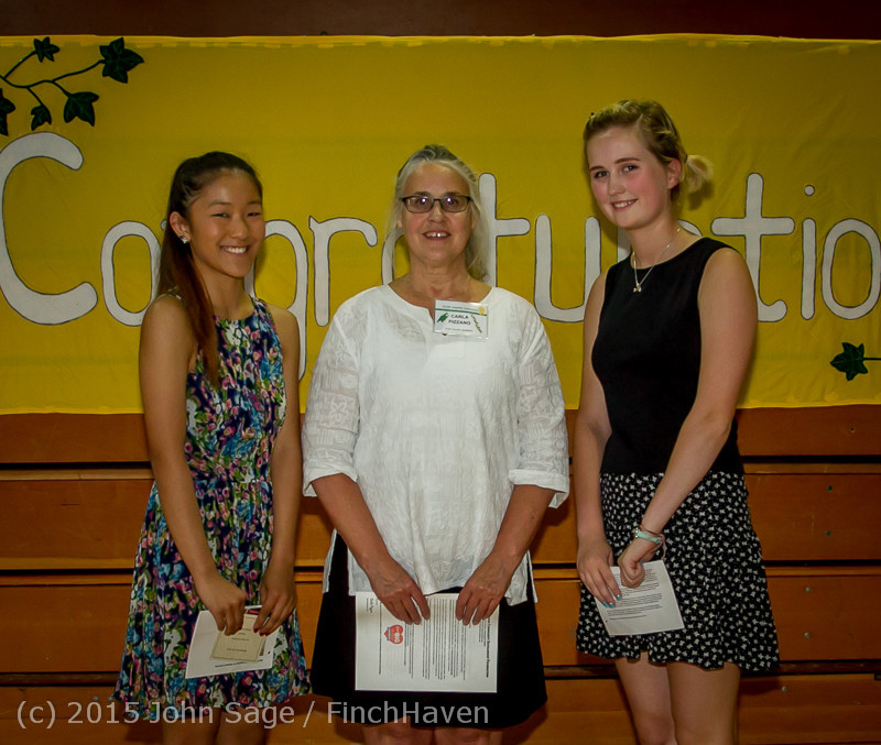 5710-a Vashon Community Scholarship Foundation Awards 2015 052715