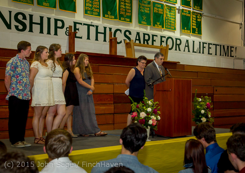 5716 Vashon Community Scholarship Foundation Awards 2015 052715