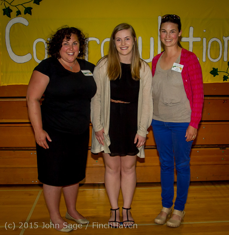 5723 Vashon Community Scholarship Foundation Awards 2015 052715