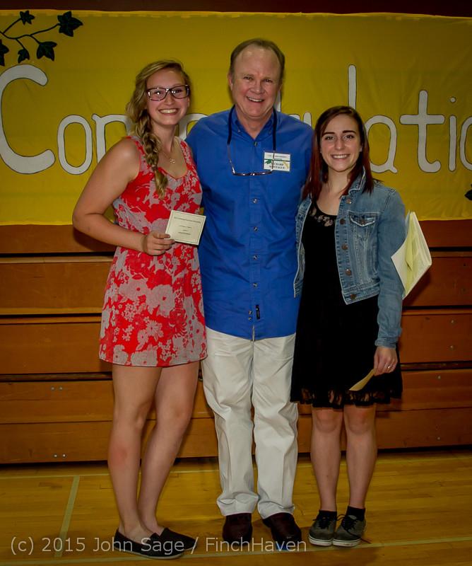 5726 Vashon Community Scholarship Foundation Awards 2015 052715