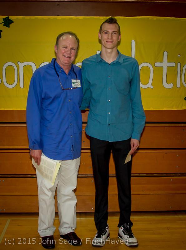 5729 Vashon Community Scholarship Foundation Awards 2015 052715