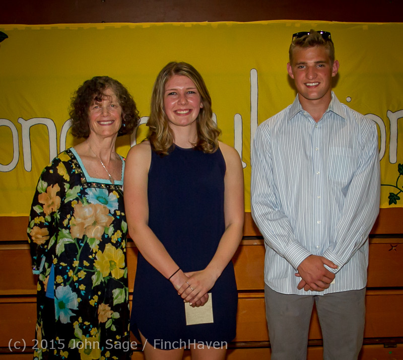 5733-a Vashon Community Scholarship Foundation Awards 2015 052715