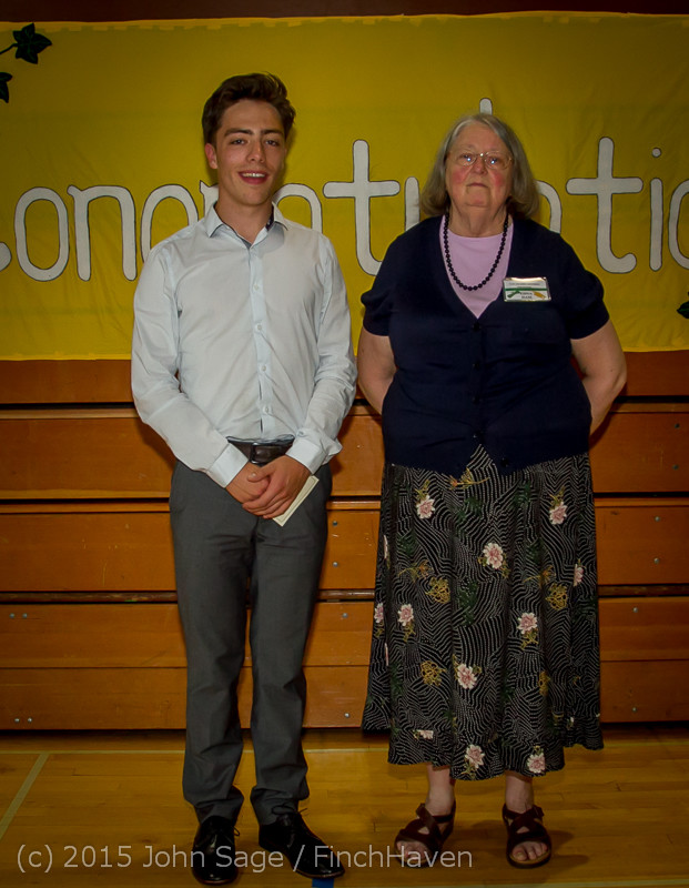 5740 Vashon Community Scholarship Foundation Awards 2015 052715