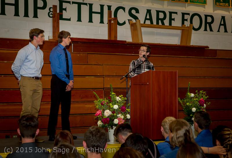 5742 Vashon Community Scholarship Foundation Awards 2015 052715