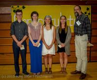 5747 Vashon Community Scholarship Foundation Awards 2015 052715