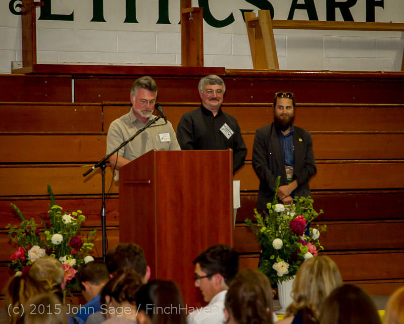 5749 Vashon Community Scholarship Foundation Awards 2015 052715