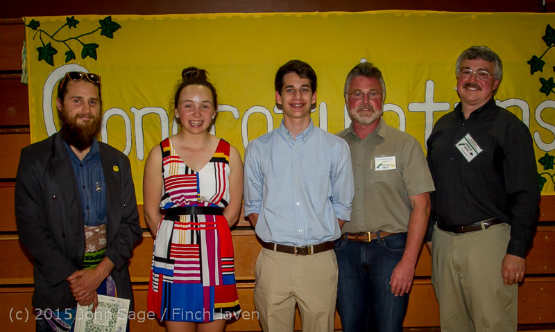 5750-a Vashon Community Scholarship Foundation Awards 2015 052715