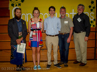 5750 Vashon Community Scholarship Foundation Awards 2015 052715