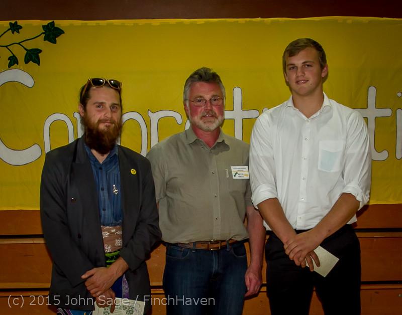5752 Vashon Community Scholarship Foundation Awards 2015 052715
