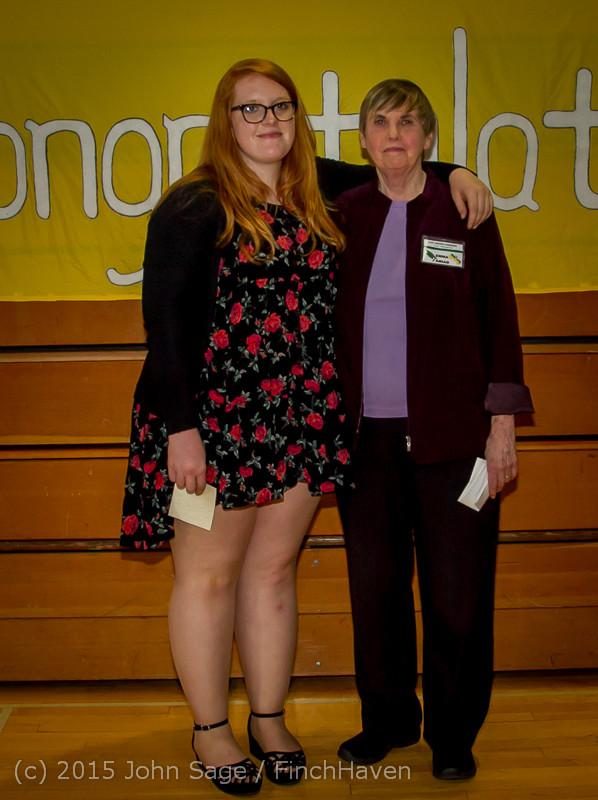 5757 Vashon Community Scholarship Foundation Awards 2015 052715