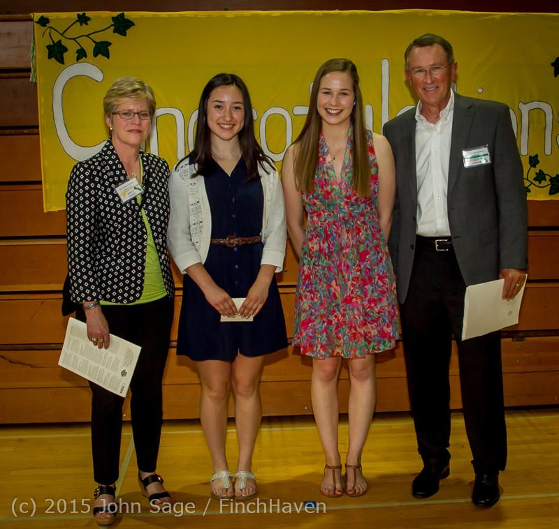 5762 Vashon Community Scholarship Foundation Awards 2015 052715