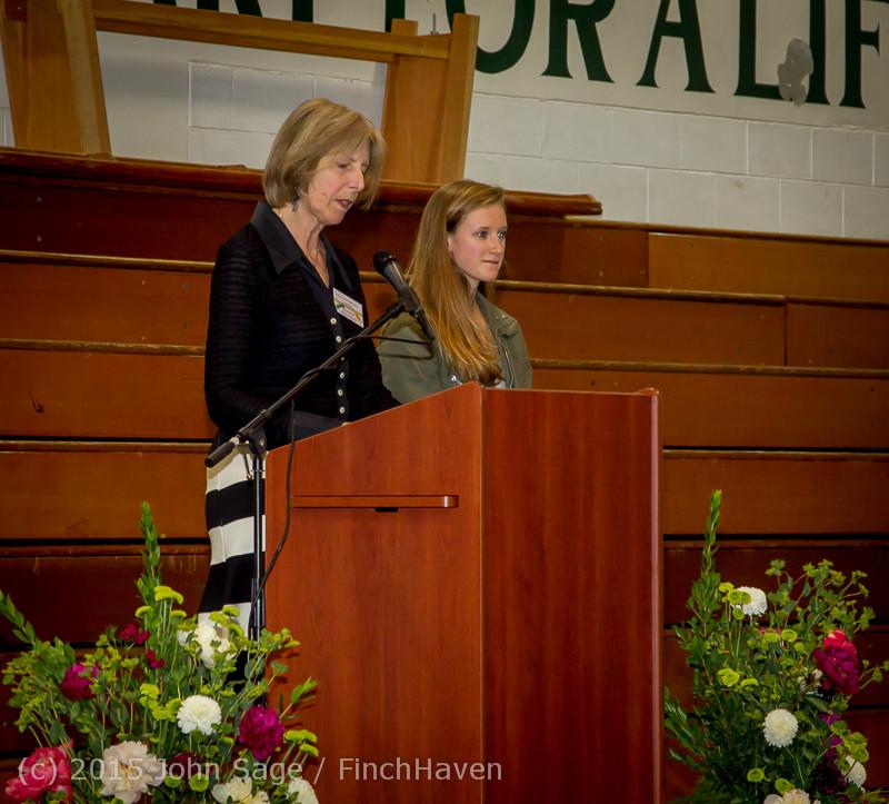 5763 Vashon Community Scholarship Foundation Awards 2015 052715